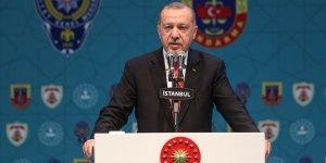 Cumhurbaşkanı Erdoğan: 2,5 yılda 420 sözde üst düzey teröristi etkisiz hale getirdik