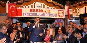 Trabzonlular Göksu'ya sahip çıktı!
