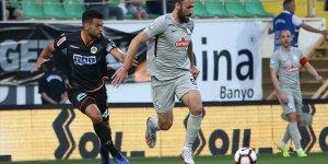 Alanyaspor Rizespor ile 1-1 berabere kaldı!
