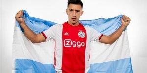 Ajax'tan savunmaya takviye