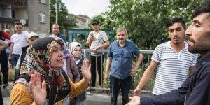 Başakşehir'de kadınların uyuşturucu protestosu