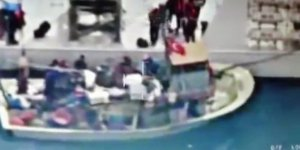 Romanyalılar 8 Türk balıkçıyı gözaltına aldı