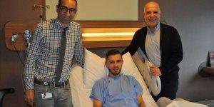 Sivasspor'un genç oyuncusu Emre Kılınç, ameliyat edildi!