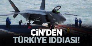 """Çin'den Türkiye iddiası! """"J-31 alabilirler"""""""