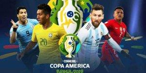 İşte Copa America'da oynanacak maçların programı!