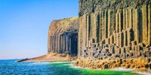 İskoçya'da 60 milyon yıllık şarkı söyleyen mağara