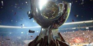 TFF Süper Kupa maçının yeri ve tarihi belli oldu!