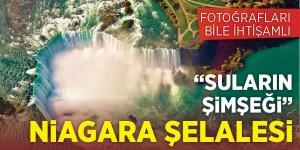 """Fotoğrafları bile ihtişamlı """"Suların Şimşeği"""" Niagara Şelalesi"""