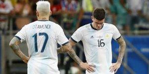 Kupa Amerika'da Arjantin  berabere kaldı!