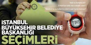 İstanbul'da oy kullanma işlemi saat kaçta başlıyor? 31 Mart'tan farklı olan noktalar neler?