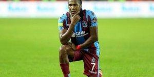 Rodallega'dan Trabzonspor'a duygusal veda!