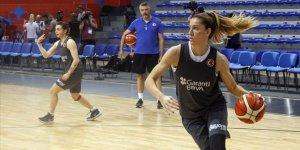 A Milli Kadın Basketbol Takımı, Avrupa Şampiyonası'na hazır