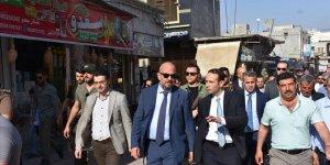 Ticaret Bakan Yardımcısı Turagay Suriye'de