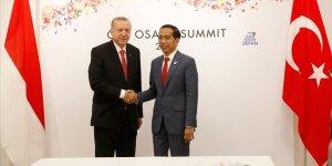 Widodo ve Erdoğan görüşmesinin ayrıntıları belli oldu!
