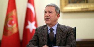 Bakan Akar: Ortak kara devriyesi  8 Eylül'de başlıyor