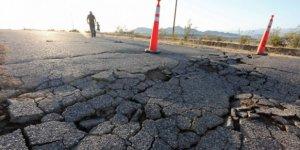 California'da 6,9 büyüklüğünde deprem