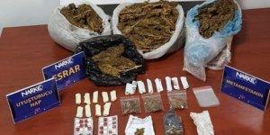 Adana'da uyuşturucu operasyonu: 7 gözaltı