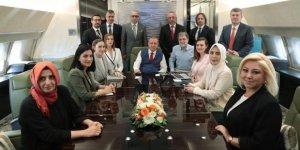 Cumhurbaşkanı Erdoğan, Bosna Hersek dönüşü merak edilen soruları yanıtladı!