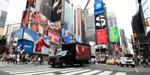15 Temmuz darbe girişimi New York'ta dijital ekranlı kamyonetle anlatıldı!