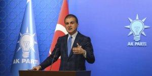 """Ömer Çelik'ten 'Doğu Akdeniz' açıklaması! """"Bu kriz sona ermiş olur"""""""