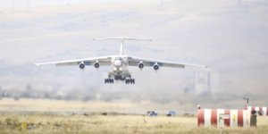 S-400 sevkiyatı sürüyor!  8.ve 9. uçak Mürted Hava Üssü'ne indi
