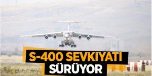 S-400 sevkiyatı devam ediyor!