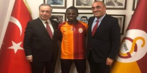 Galatasaray Seri'yi resmen açıkladı!