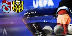 Trabzonspor ve Malatyaspor'un rakibi belli oldu! İşte rakipleri
