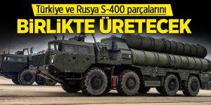 Türkiye ve Rusya S-400 parçalarını birlikte üretecek