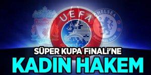 UEFA tarihinde bir ilk! (UEFA Süper Kupa maçı)