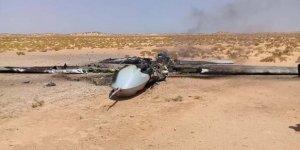 Libya'da UMH Hafter'e ait İHA'yı düşürdü