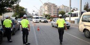 Kurban Bayramı'nda 116 bin 236 trafik görevlisi görev yapacak
