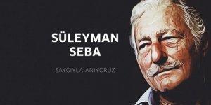 TFF Süleyman Seba'yı andı!