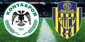 Konyaspor Ankaragücü maçı saat kaçta, hangi kanalda?