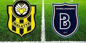 Malatyaspor Başakşehir maçı saat kaçta, hangi kanalda?