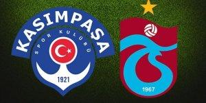 Kasımpaşa Trabzonspor maçı saat kaçta, hangi kanalda?