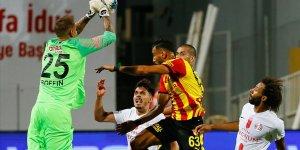 Göztepe Antalyaspor maç özeti ve golleri izle