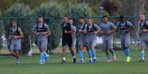 Fırtına, AEK maçı hazırlıkları başladı