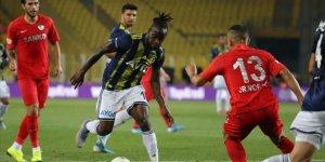 Gazişehir Gaziantep Süper Lig'e kötü başladı