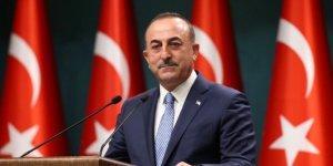 """Bakan Çavuşoğlu, """"Rejimin ateşle oynamaması lazım"""""""