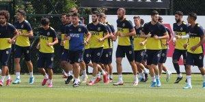Fenerbahçe, Başakşehir maçı hazırlıklarına başladı