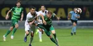 Son Anadolu şampiyonu Bursaspor Lig'e kötü başladı!