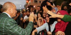 Cumhurbaşkanı Erdoğan: Önce millet diyen herkesle çalışmaya hazırız