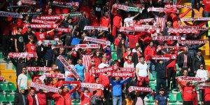 Antalyaspor'un bilet geliri Emine Bulut'un kızına