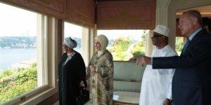 Erdoğan, Mali Cumhurbaşkanı Keita ile görüştü