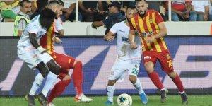 Alanyaspor, Malatyaspor'dan 3 puanı 3 golle aldı