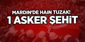 Mardin'in Ömerli ilçesinde acı haber geldi!