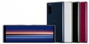 Sony, 860 dolarlık yeni telefonu Xperia 5'i tanıttı