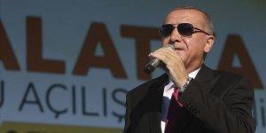 """Erdoğan Malatya'dan ABD'ye seslendi! """"Eylül sonuna kadar olmazsa..."""""""