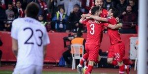 Moldova'yla 11. kez karşı karşıya gelecek